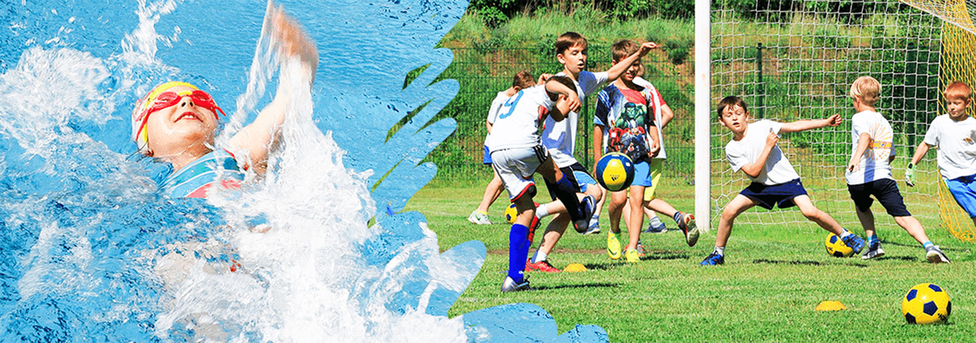 Różnorodne zajęcia sportowe
