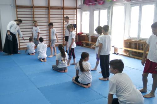 6. Aikido jako jedna z form wychowania fizycznego