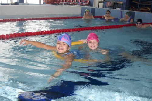 7. Rekinada - podsumowanie rocznych zajęć z pływania